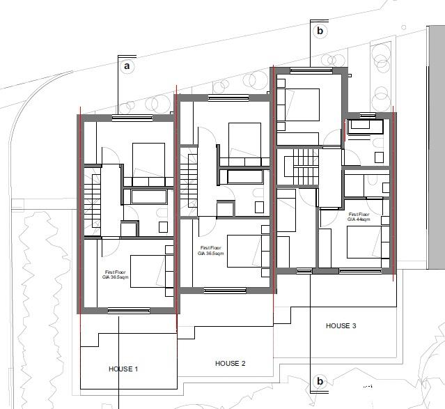 Floorplans For 2 ACRE PLOT - SCOPE FOR 23 HOUSES / FLATS