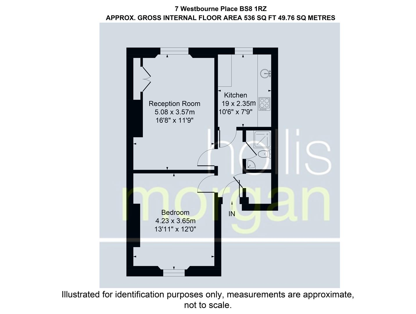 Floorplans For Westbourne Place, Clifton