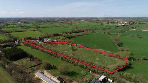 View Full Details for 3.98 ACRES - DEVELOPMENT POTENTIAL - EAID:hollismoapi, BID:11