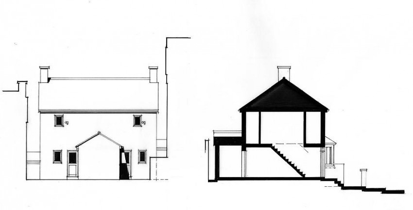 Images for PLANNING GRANTED - 2 X HOUSES EAID:hollismoapi BID:11