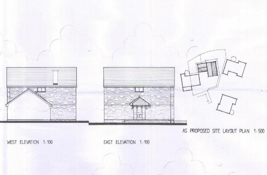 Images for BUILDING PLOT - PLANNING GRANTED EAID:hollismoapi BID:11