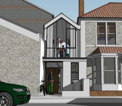 View Full Details for MICRO HOUSE - PLANNING GRANTED - EAID:hollismoapi, BID:11
