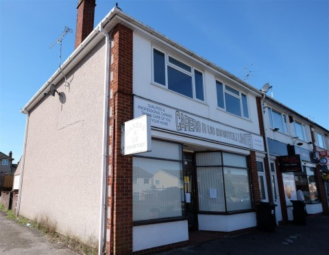 View Full Details for RETAIL UNIT + FLAT + GARAGES - EAID:hollismoapi, BID:11