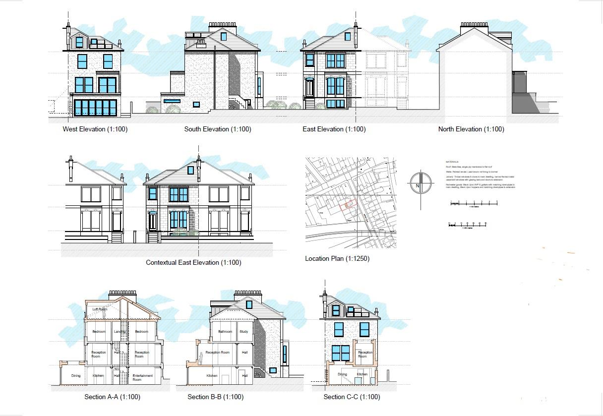 Floorplans For PERIOD PROPERTY FOR MODERNISATION