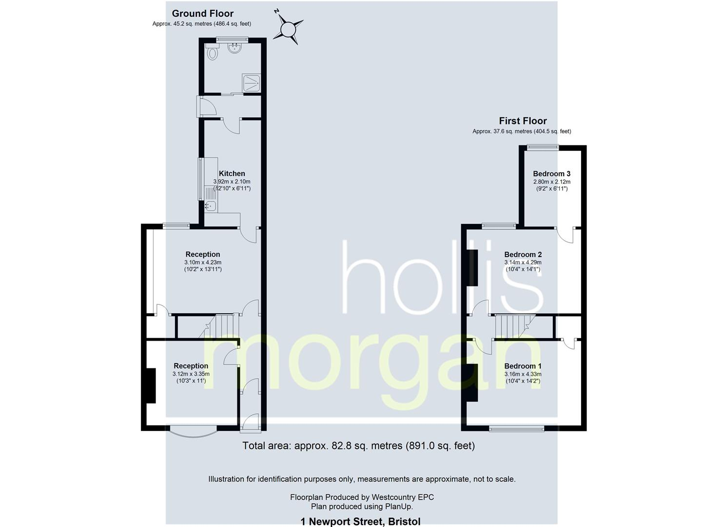 Floorplans For HOUSE FOR UPDATING - VICTORIA PARK