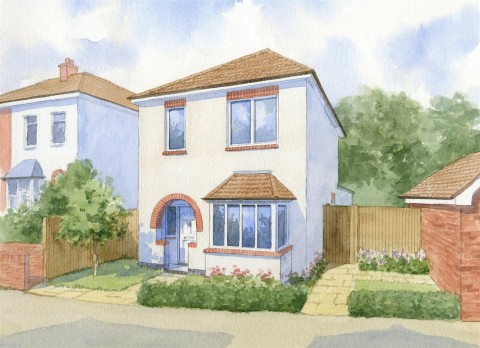 View Full Details for PLANNING GRANTED - DETACHED 3 BED HOUSE - EAID:hollismoapi, BID:11