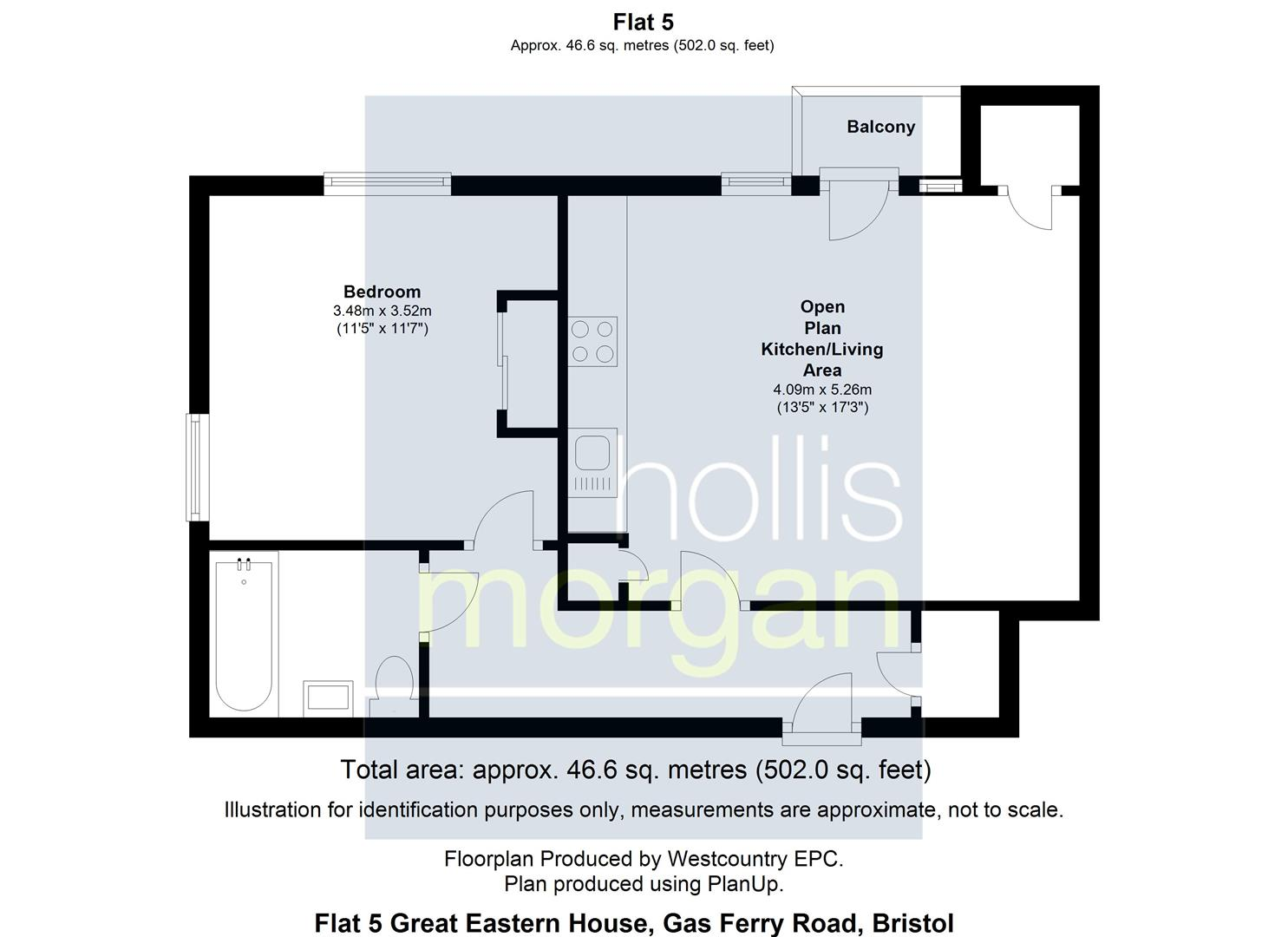 Floorplans For HARBOURSIDE FLAT - REDUCED PRICE FOR AUCTION