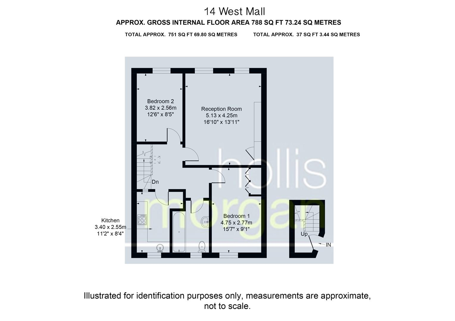Floorplans For West Mall, Clifton