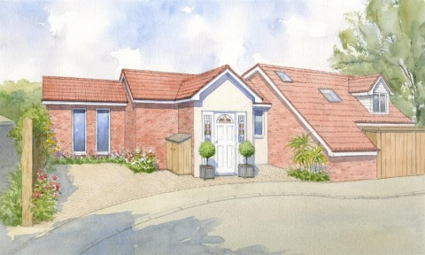 View Full Details for PLOT - PLANNING GRANTED ( 1 BED HOUSE ) - EAID:hollismoapi, BID:21