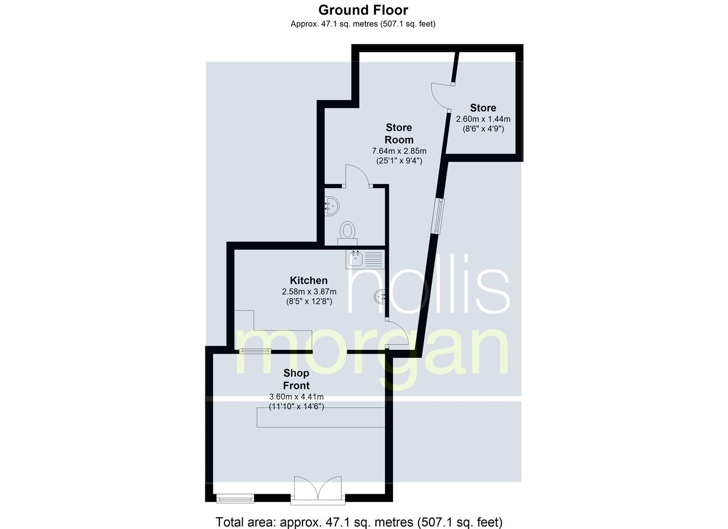 Floorplans For COMMERCIAL INVESTMENT - 10% ROI