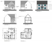 Images for PLANNING GRANTED 3 HOUSES + COTTAGE FOR UDPATING