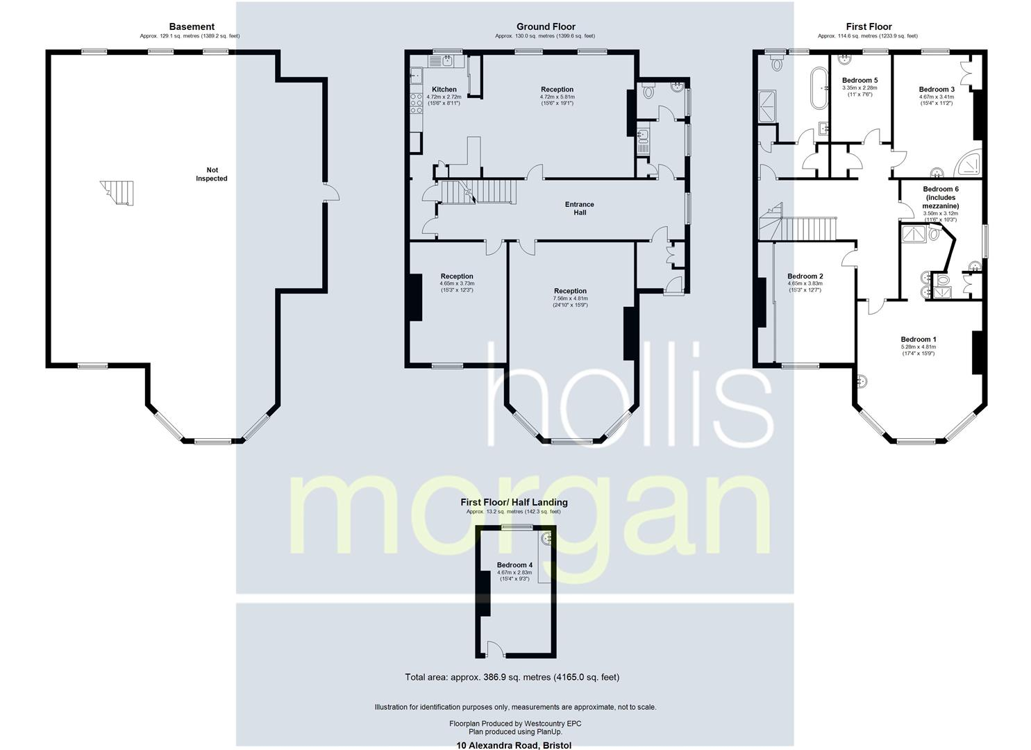 Floorplans For FAMILY HOME - HUGE POTENTIAL