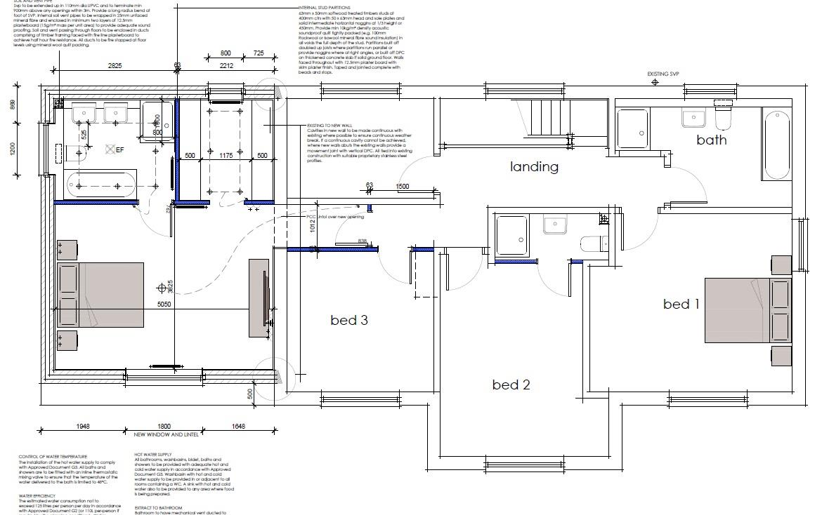 Floorplans For FAMILY HOME - PP GRANTED TO EXTEND