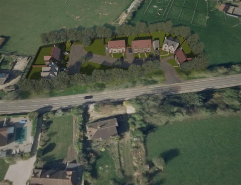 View Full Details for PLANNING GRANTED - 8 DETACHED HOUSES - EAID:hollismoapi, BID:11
