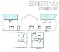 Images for HOUSE + 2 PLOTS - WITHYWOOD