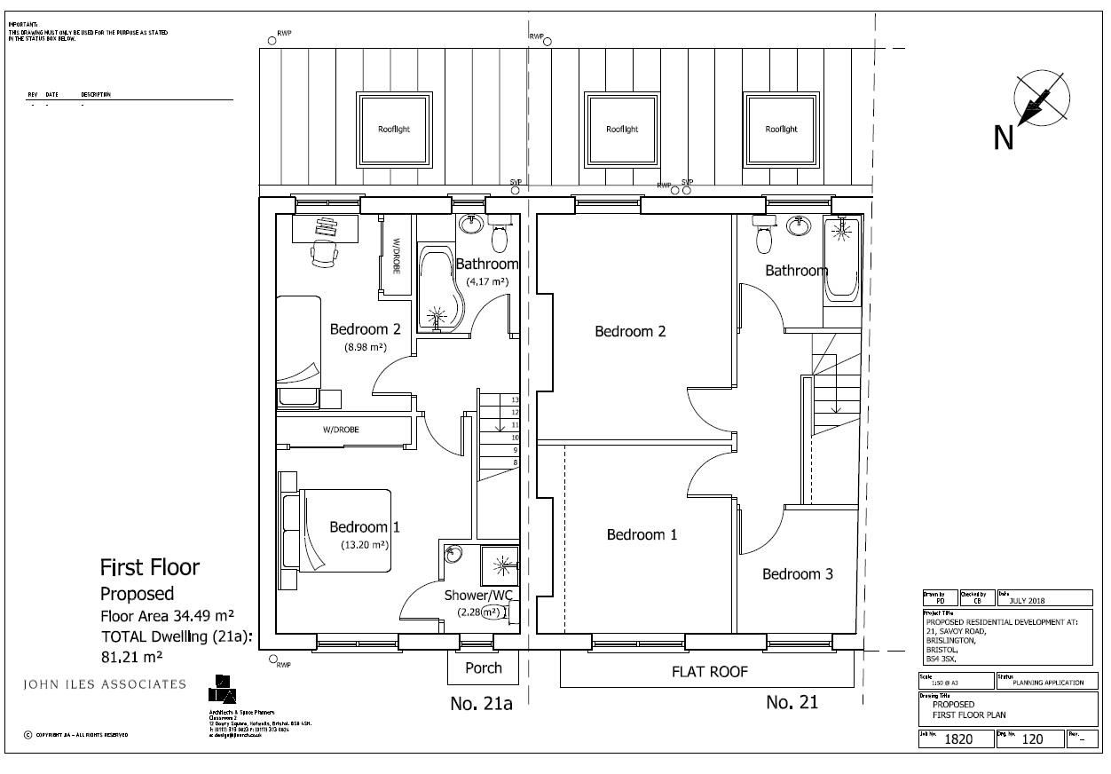 Floorplans For HOUSE + PLOT - BRISLINGTON