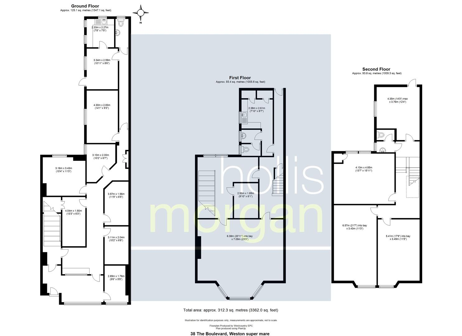 Floorplans For FREEHOLD - SCOPE FOR RESI ON UPPER FLOORS