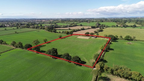 View Full Details for 5.85 ACRES OF EQUESTRIAN LAND & STABLES - EAID:hollismoapi, BID:11