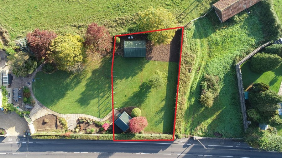 Images for PLANNING GRANTED FOR DETACHED HOUSE EAID:hollismoapi BID:11