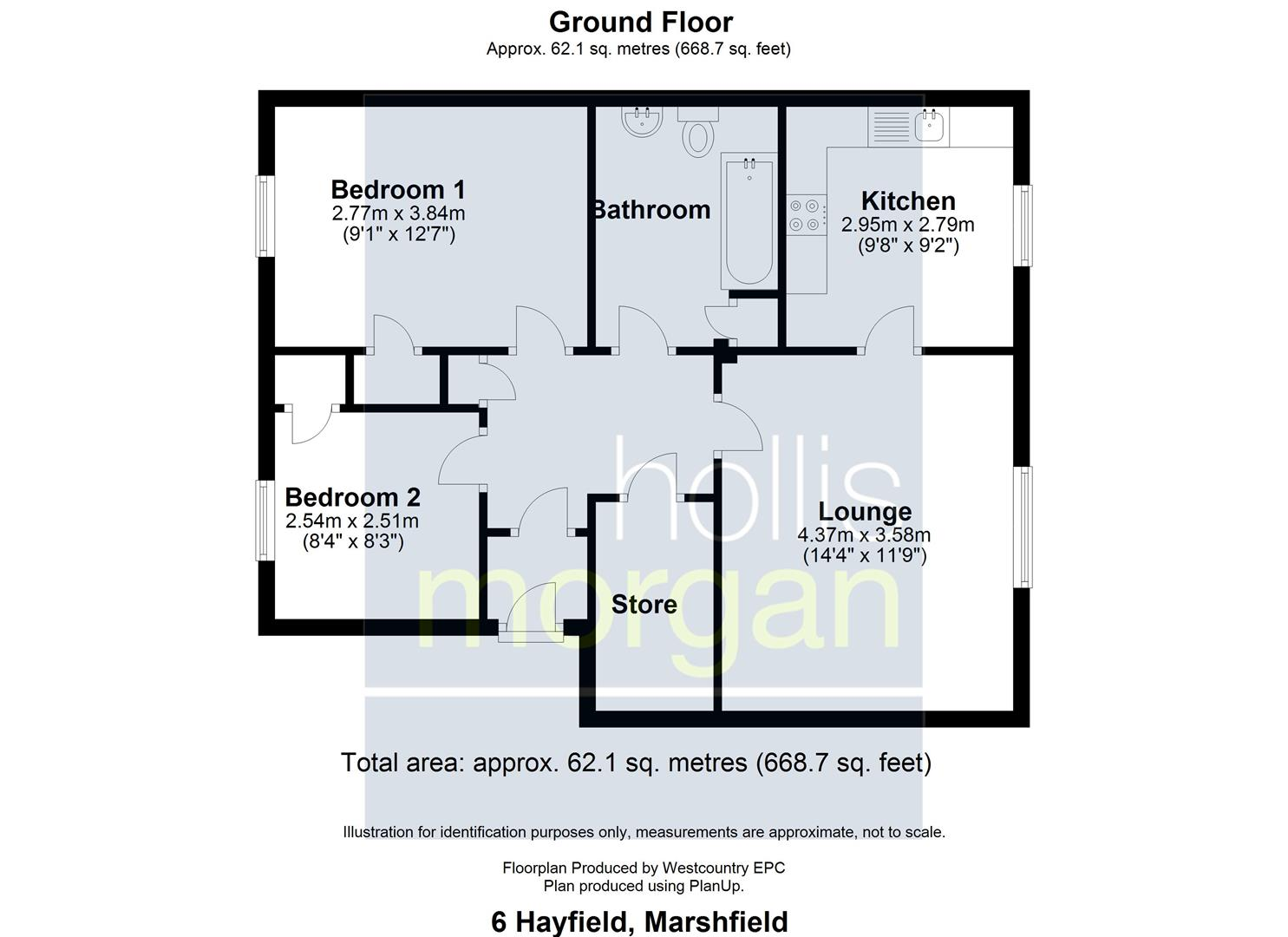 Floorplans For FLAT - REDUCED PRICE FOR AUCTION