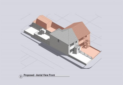 View Full Details for PLANNING GRANTED - 2 BED - KINGSWOOD - EAID:hollismoapi, BID:11