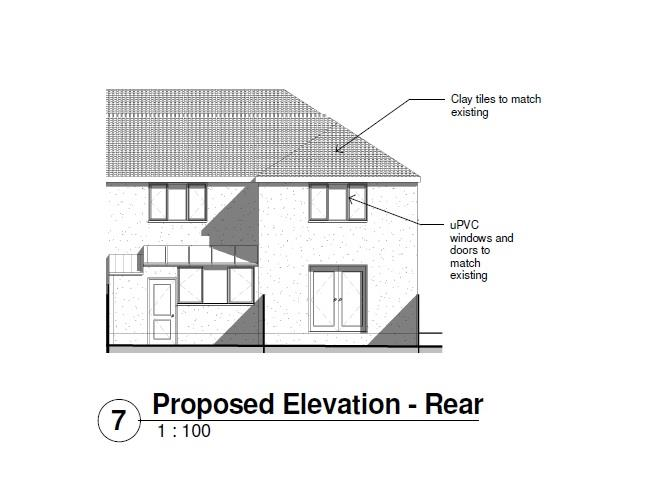 Floorplans For PLANNING GRANTED - 2 BED - KINGSWOOD