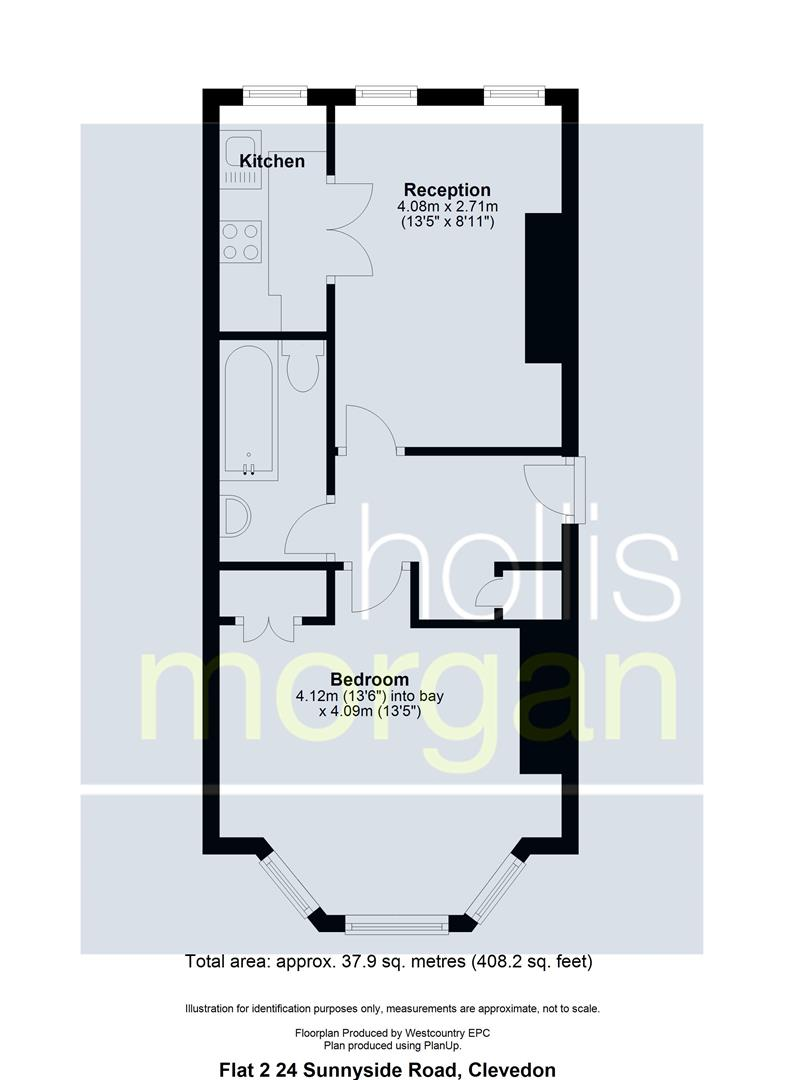 Floorplans For CLEVEDON FLAT - REDUCED PRICE FOR AUCTION