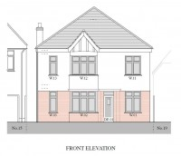 Images for PLANNING GRANTED - DETACHED HOUSE