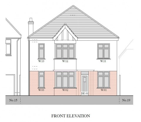 View Full Details for PLANNING GRANTED - DETACHED HOUSE                                        - EAID:hollismoapi, BID:21