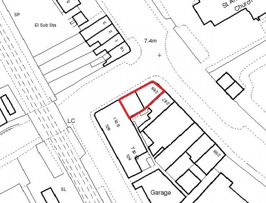Images for BLOCK OF 4 FLATS - AVONMOUTH EAID:hollismoapi BID:11