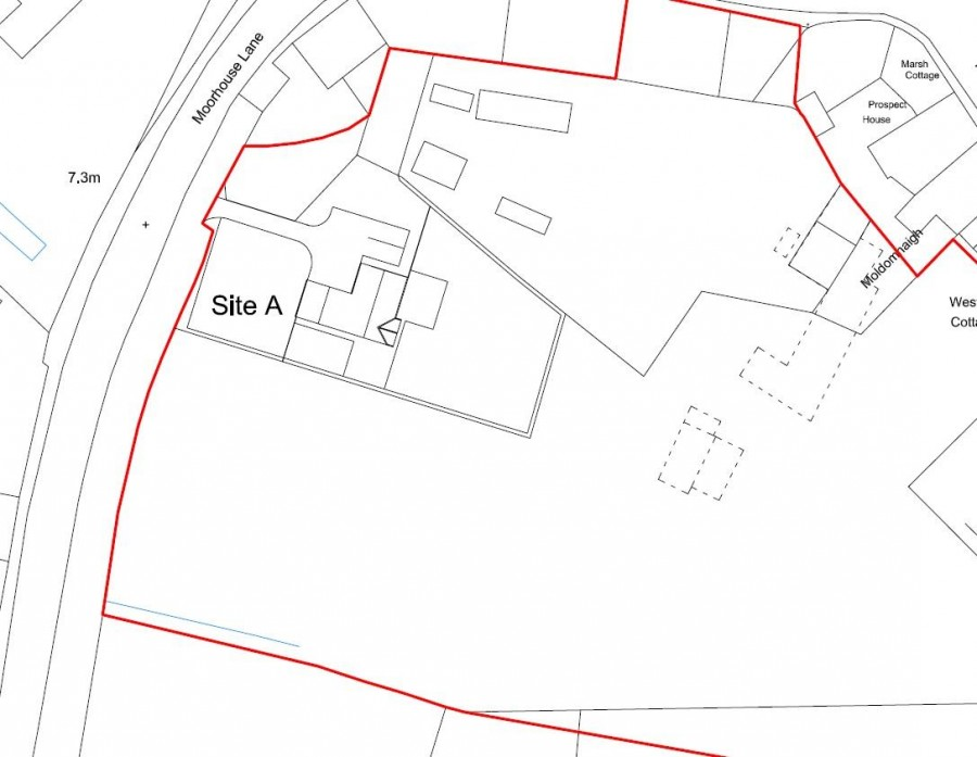 Images for 0.75 ACRE PLOT - PLANNING GRANTED EAID:hollismoapi BID:11
