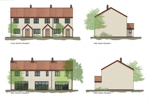 View Full Details for PLANNING GRATED - 3 TOWNHOUSES - EAID:hollismoapi, BID:11