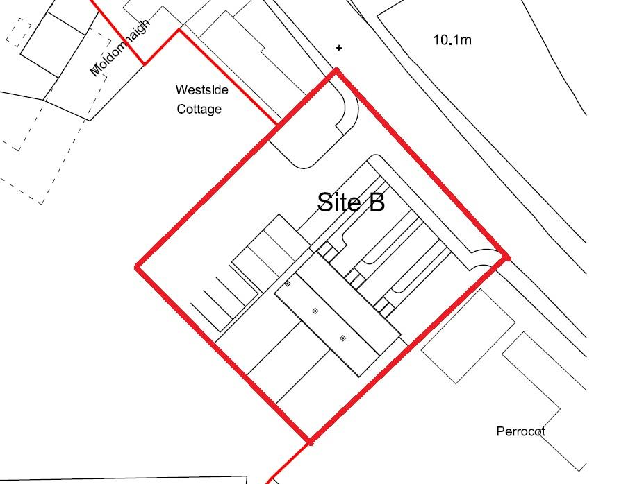 Floorplans For PLANNING GRATED - 3 TOWNHOUSES