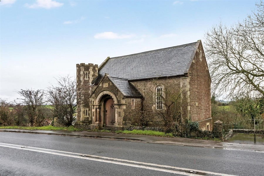 Images for DETACHED CHAPEL WITH STUNNING VIEWS EAID:hollismoapi BID:21