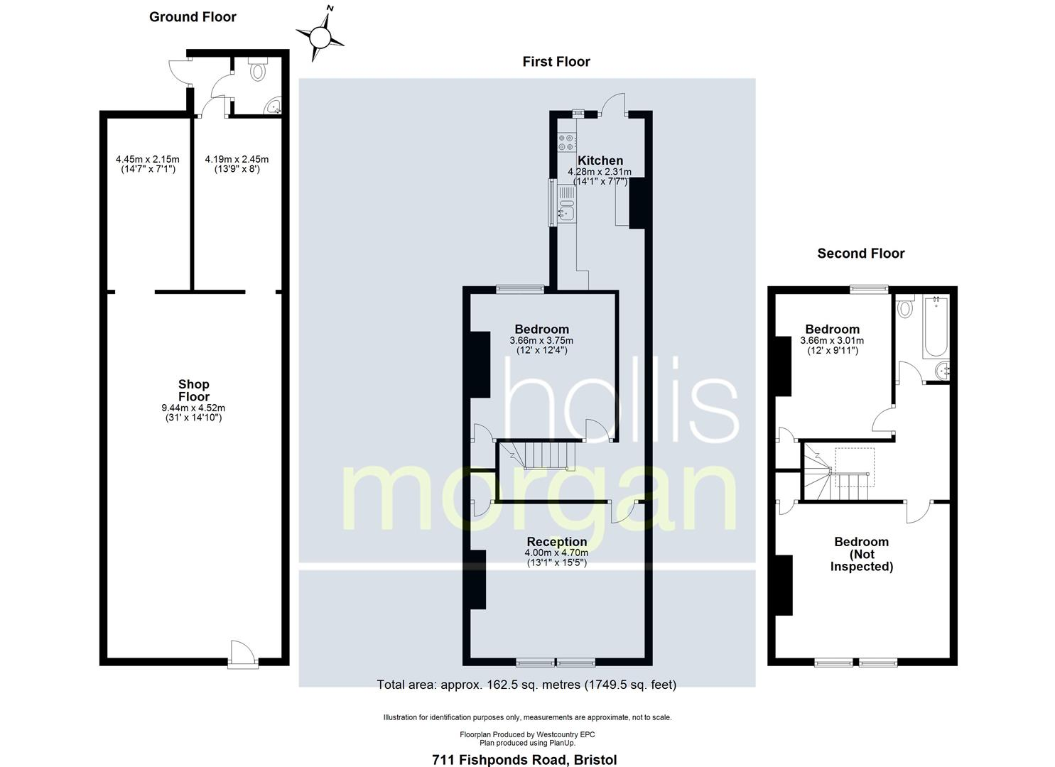 Floorplans For MIXED USE INVESTMENT - FISHPONDS