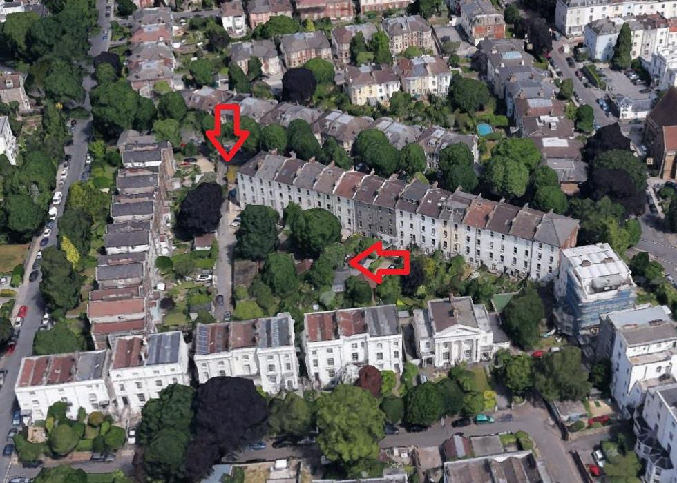 Images for SINGLE GARAGE ON PRIVATE LANE - CLIFTON EAID:hollismoapi BID:11