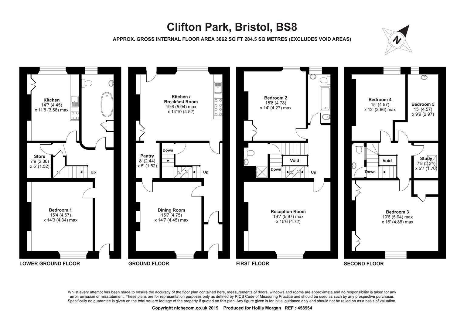 Floorplans For Clifton Park, Clifton