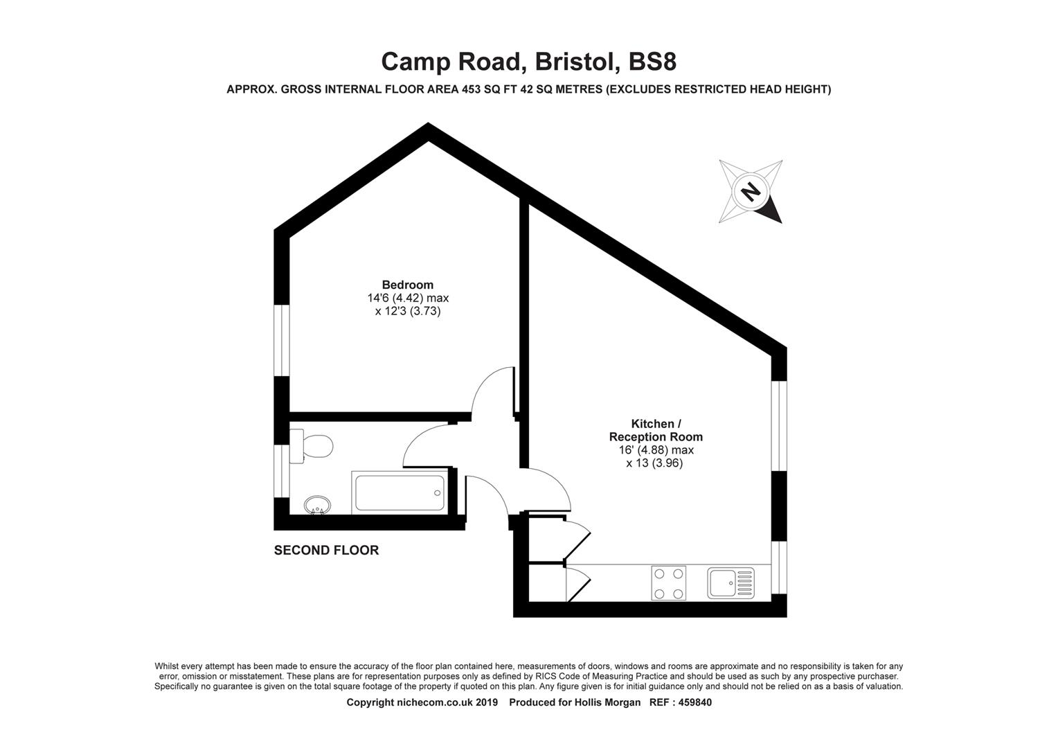 Floorplans For Camp Road, Clifton