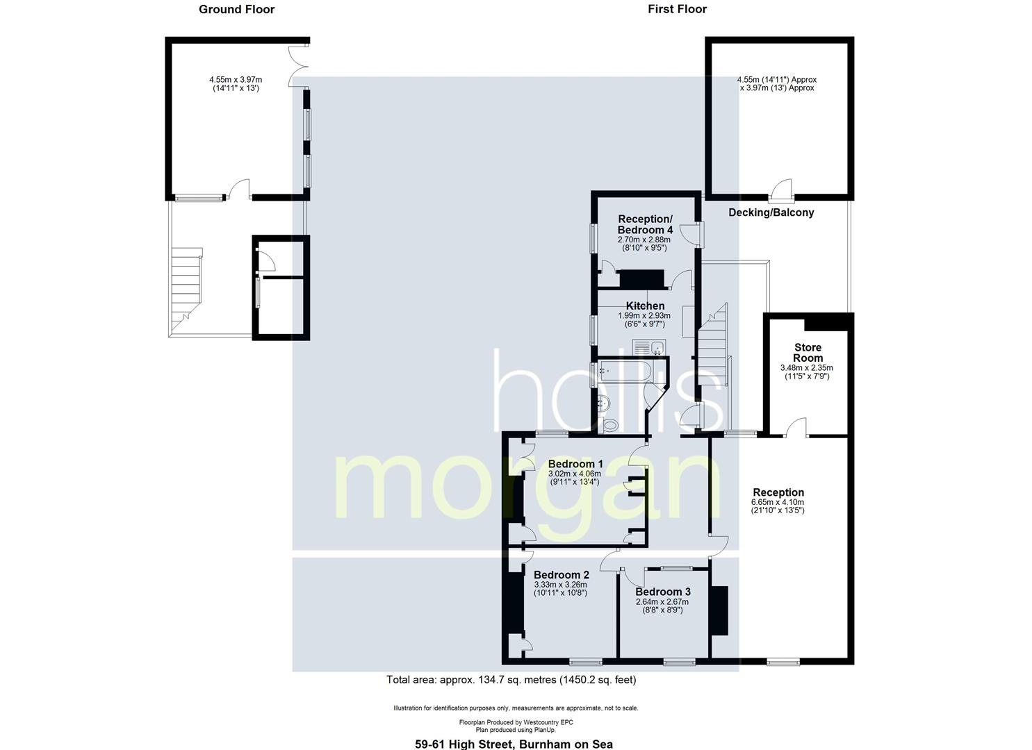 Floorplans For 3 BED FLAT FOR MODERNISATION