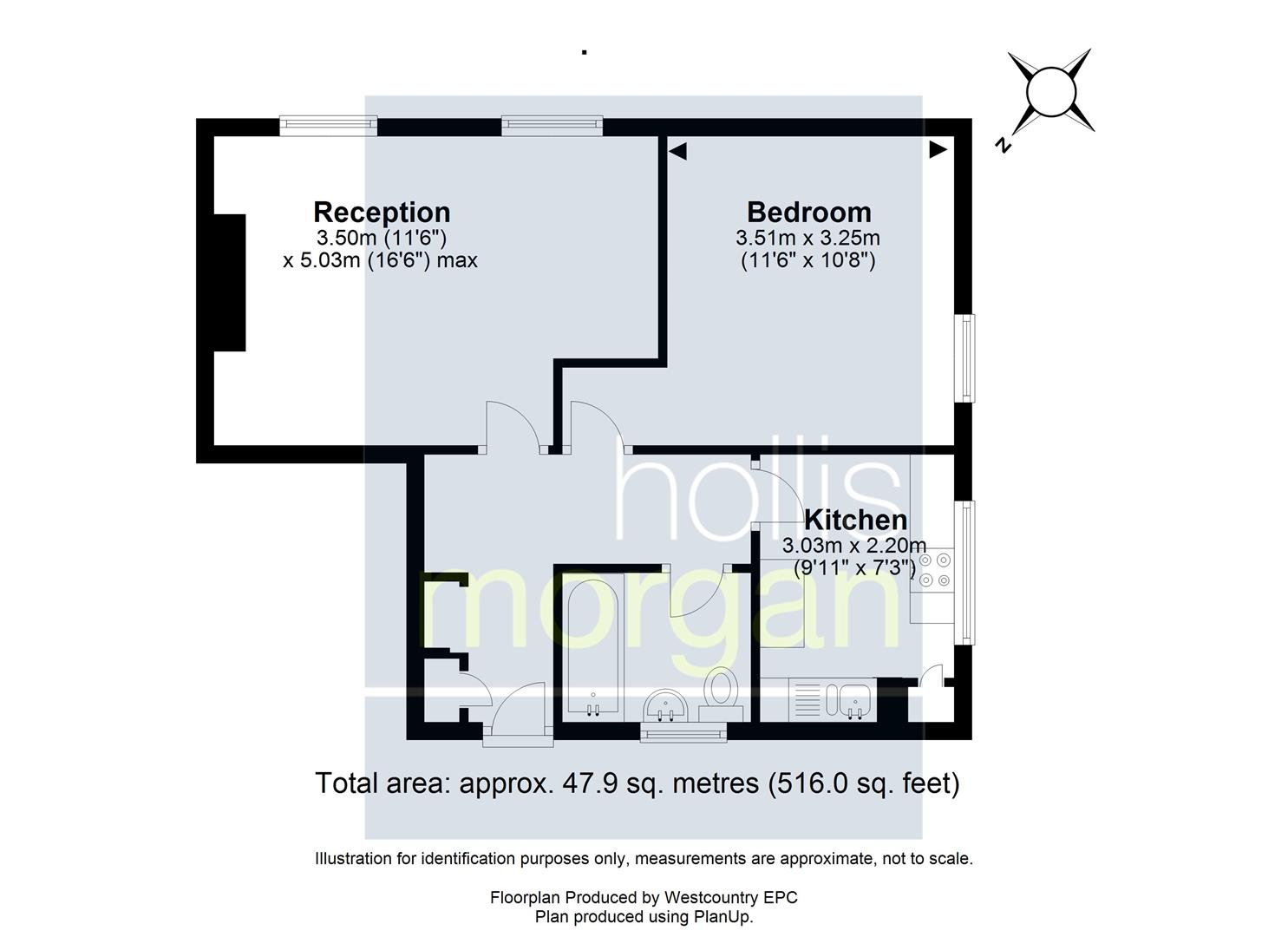 Floorplans For CITY FLAT - EXCELLENT INVESTMENT
