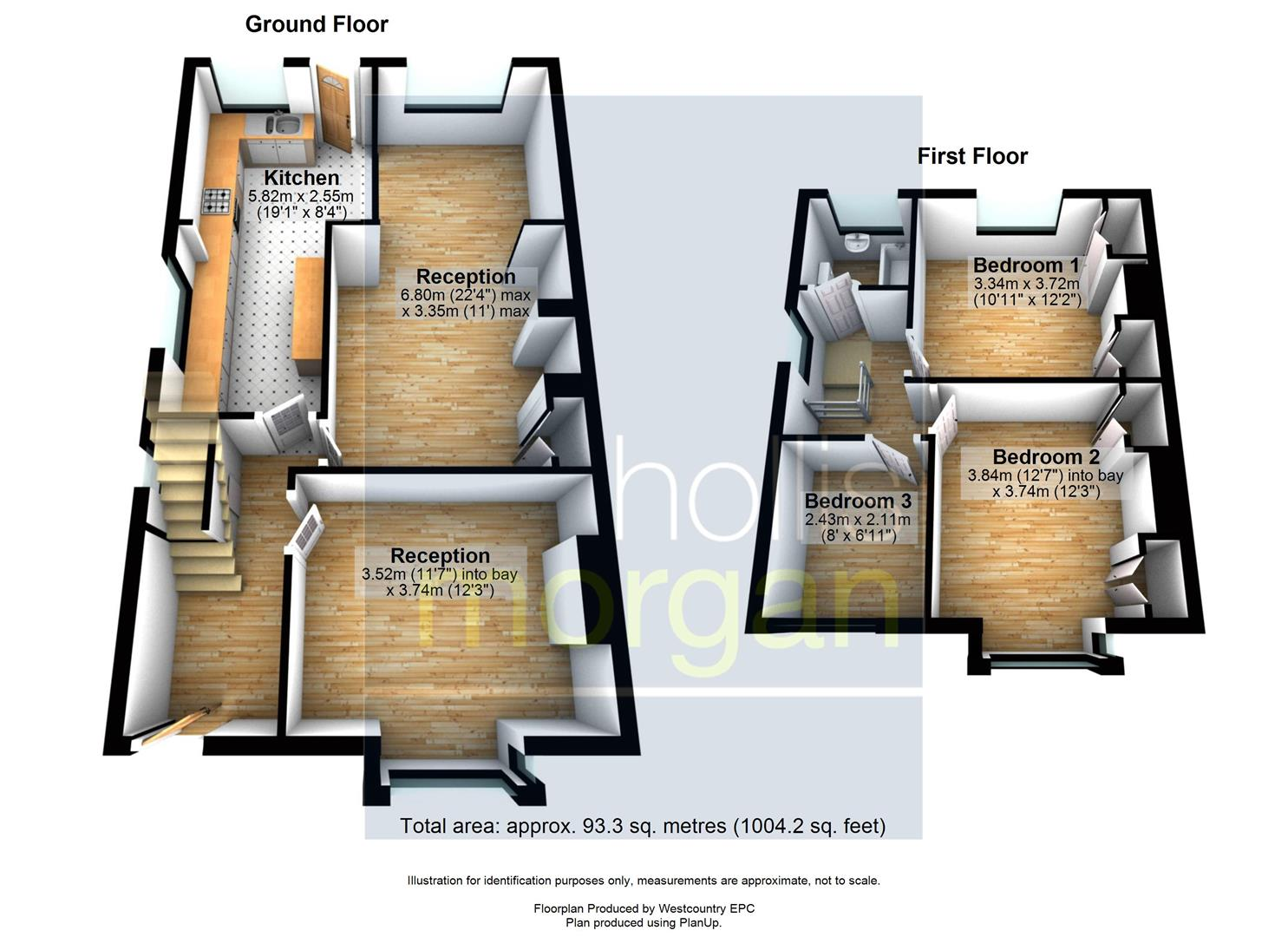 Floorplans For DETACHED HOUSE FOR UPDATING - GL1