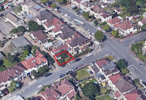 View Full Details for PLANNING GRANTED - 2 BED - EAID:hollismoapi, BID:21
