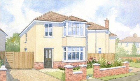 View Full Details for PLOT - PLANNING GRANTED - HORFIELD - EAID:hollismoapi, BID:21