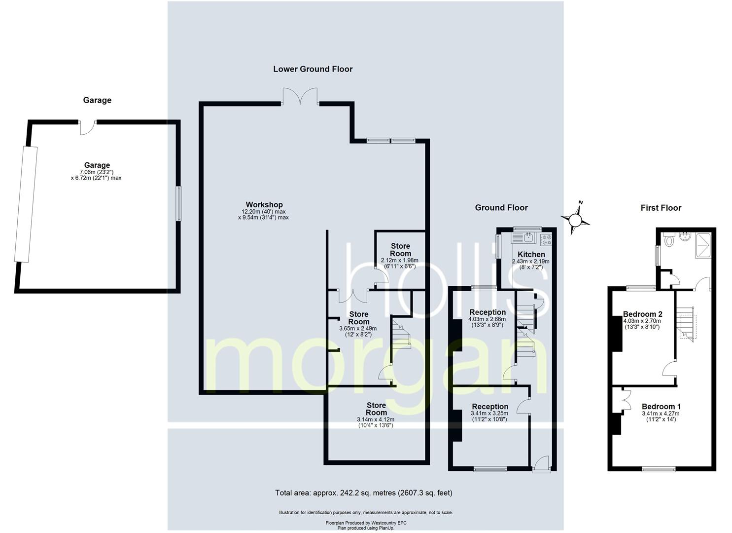 Floorplans For HOUSE + PLOT COMBO - ST GEORGE