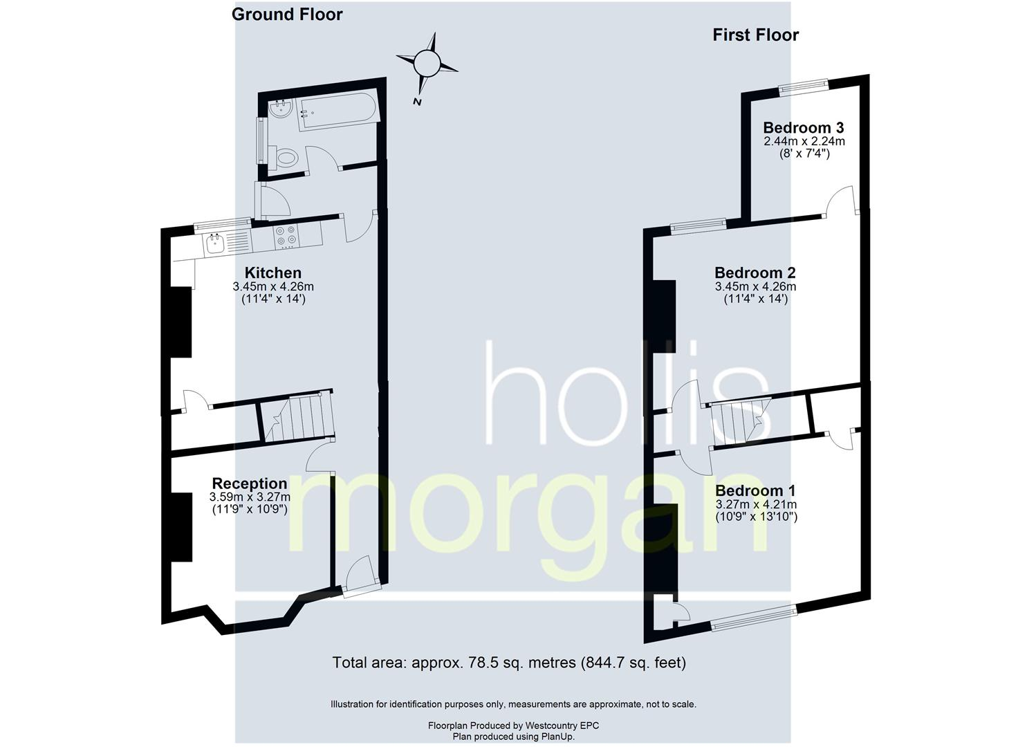 Floorplans For HOUSE FOR MODERNISATION - FISHPONDS