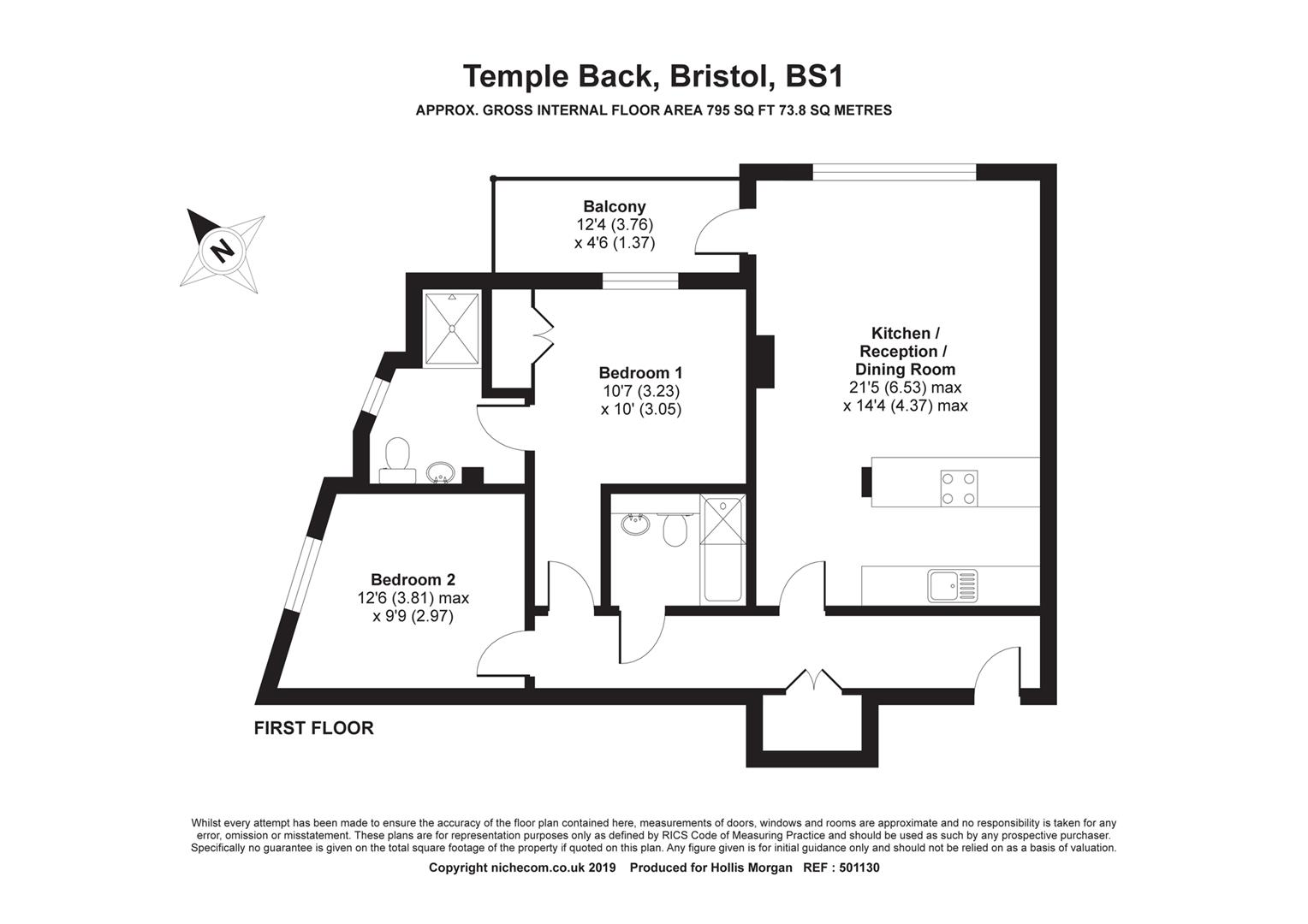 Floorplans For Temple Bridge Apartments, Redcliffe