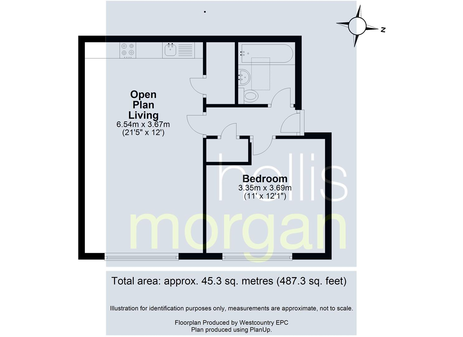Floorplans For PURPOSE BUILT FLAT - REDUCED PRICE FOR AUCTION