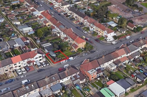 View Full Details for FREEHOLD PLOT - PLANNING GRANTED - EAID:hollismoapi, BID:21