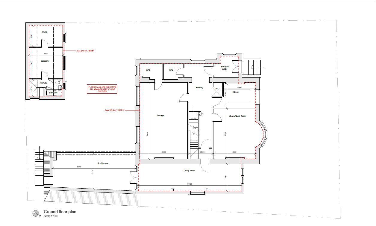 Floorplans For PRIME REDLAND DEVELOPMENT OPPORTUNITY