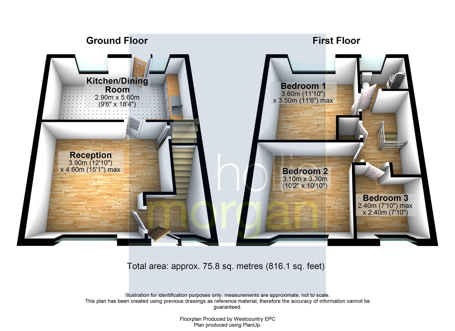 Floorplans For HOUSE FOR BASIC UPDATING - REDUCED PRICE FOR AUCTION